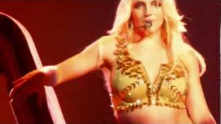 "Britney Spears ""He About To Lose Me"" LIVE FULL LENGTH Femme Fatale Tour in Las Vegas 6/25/11"