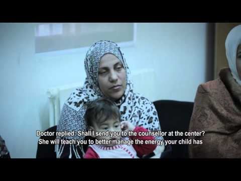 UNFPA supports Syrian refugee in Jordan