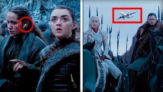 Game of Thrones Mistakes That Slipped Thru Editing