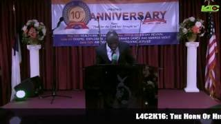 L4C2K16: Exaltation by Bro King Amponsem