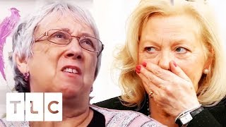 The Most Unsupportive Entourages Ever   Say Yes To The Dress UK vs US