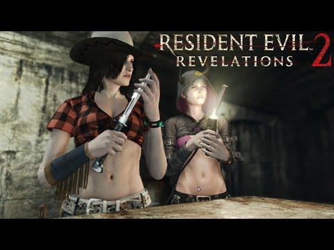 Resident Evil  Revelations 2 Прохождение на русском. Эпизод 2 (НЕВИДИМЫЕ МОНСТРЫ) Часть 5