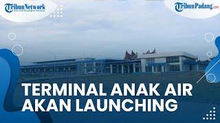 Kemegahan Calon Terminal Anak Air Kota Padang, Tesedia Lokasi Berjualan untuk Para UMKM