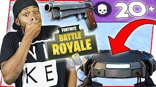 20+ KILLS AND THEN WE CHOKE?!? - FortNite Battle Royale Ep.46