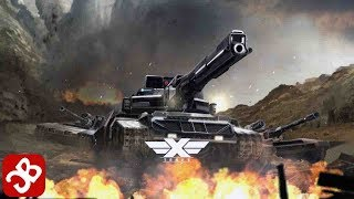 Tank Battle: 3D Tank Wars - iOS/Android - Gameplay Video