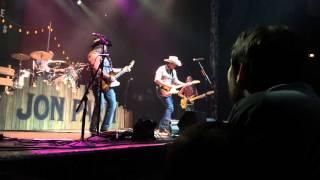 Missin' You Crazy, Jon Pardi, House of Blues, Dallas, TX 1.23.16