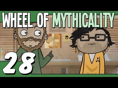 Break Bad (Wheel of Mythicality – Ep. 28)