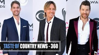 Top 10 Sexiest Men In Country Music!   Taste Of Country 360