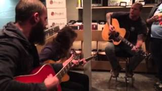 Baroness - March to the Sea - Acoustic - Strictly Discs - 11/29/2015