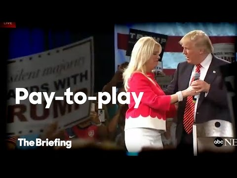 Hillary Clinton, and The Briefing Commercial (2016) (Television Commercial)