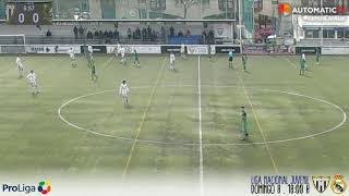 R.F.F.M. - Jornada 19 - Primera Infantil (Grupo 3): C.D. Canillas 1-2 C.D.E. Academia de Fútbol Alcobendas.