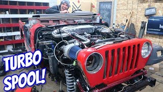Rotted out Jeep is Sounding SICK!!