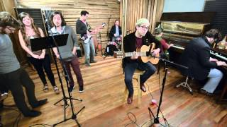 "Morningbell and Friends Perform ""It is Beautiful and Right"" Live @ Medusa Studios."