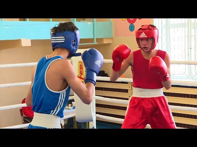 Ангарские боксёры едут на Кубок России