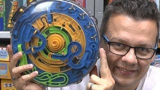 Perplexus Revolution Runner (Spin Master) - ab 8 Jahre - Solospiel in neuer Dimension! Genial!