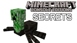 Minecraft: SECRET FEATURES IN TU19 (Xbox/Playstation)