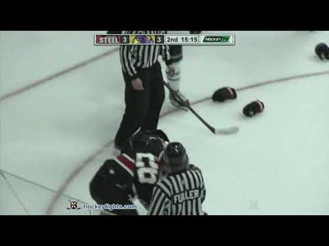 Liam Dennison vs. Neil Shea