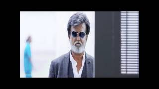 Thalaivar Rajinikanth mass intro scene in and as KABALI