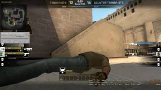 I'VE NEVER SEEN THIS BEFORE..CSGO SPIN BOT?