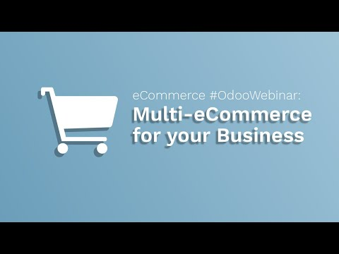 odoo eCommerce Tutorial: Multi-eCommerce for your Business