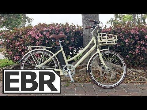 Blix Aveny Video Review – $1.9k Classically Styled Scandanavian Electric Bike