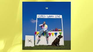 EIGHTEEN   Girls Wanna Love (Audio)