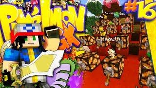 INDOVINA CHI CON I POKEMON VS TECH - Minecraft ITA - PIXELMON GX #16