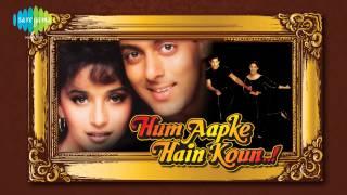 Mujhse Juda Hokar | Hum Aapke Hain Koun | Lata   - YouTube