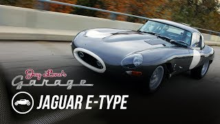Jaguar E-Type 1963 - Jay Leno's Garage