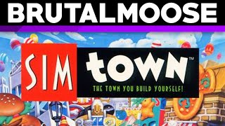 SimTown - brutalmoose