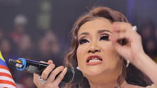 MAS IDAYU TENGKING BABY SHIMA,WILD CARD RESULT #DACADEMYASIA3 ,12112017 [FULL HD]