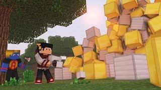 Minecraft Mods: Saphira #55 - Duplicando Minerios ‹ AM3NlC ›