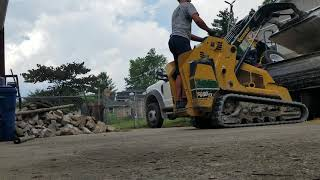 Video!..Concrete Debris Loading and Haul Away