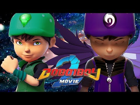 Boboiboy Movie 2 Poster Reveal Coming Soon 2019 Typical Lite
