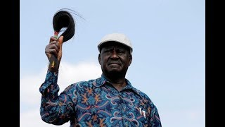 NASA leader Raila Odinga's Christmas gift to Kenyans who eagerly await his swearing-in