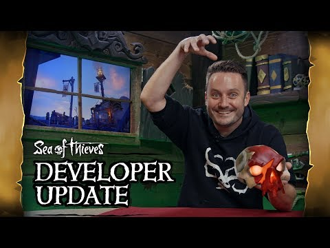 Official Sea of Thieves Developer Update: October 23rd 2019