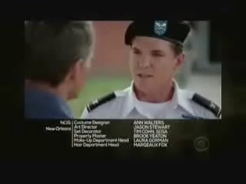 NCIS: New Orleans 2.21 (Preview)