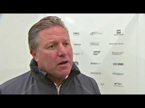 Zak Brown -Executive Director, McLaren Technology Group  pre-season interview
