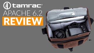 Tamrac Apache 6.2 Messenger Camera Bag Review