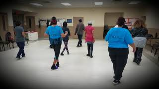 Finer Things Line Dance by Keezie White