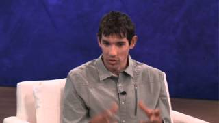 Nomadic Climber & Environmental Preservationist: Alex Honnold