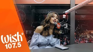 "Julie Anne San Jose sings ""Your Song"" (Parokya Ni Edgar) LIVE on Wish 107.5 Bus"
