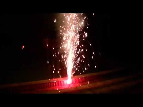 Feuerwerk Pyro-Team Berlin - Schloss Neuhardenberg 08.09.18