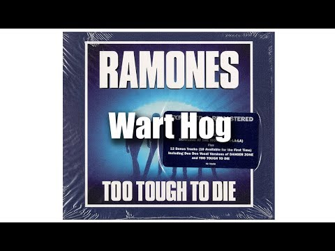 Ramones - Wart Hog (Subtitulado en Español)