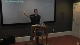 """Studies in John - #7: """"You Are Who He Says You Are"""""""