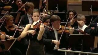 Hilary Hahn plays Korngold Violin Concerto mov.2