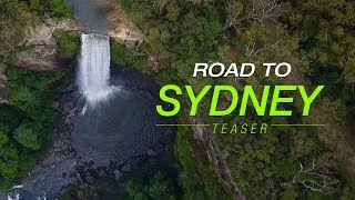 Road to Sydney Adventure Teaser