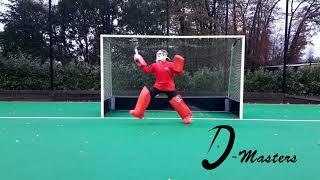D-Masters Goalie -  Stick Save High Tutorial