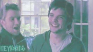 Эндрю Ли Поттс, you make me smile like the sun; [Andrew-Lee Potts.]