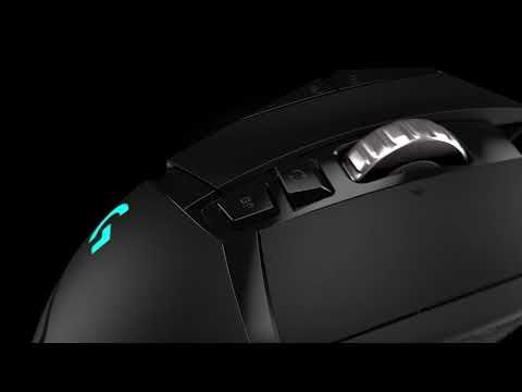 Logitech G502 Hero gamer egér